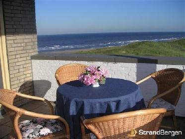 Appartement Julianaduin Bergen aan Zee